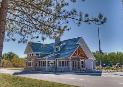 Governor Thompson State Park Visitors Center