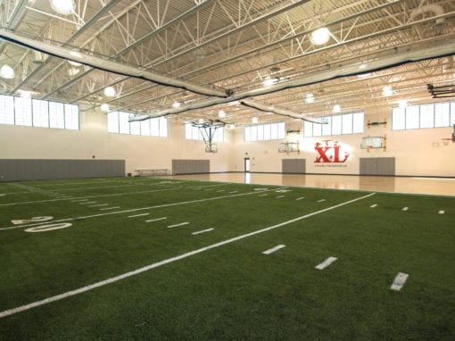 West Side Clinic Expansion and Athletic Performance Center