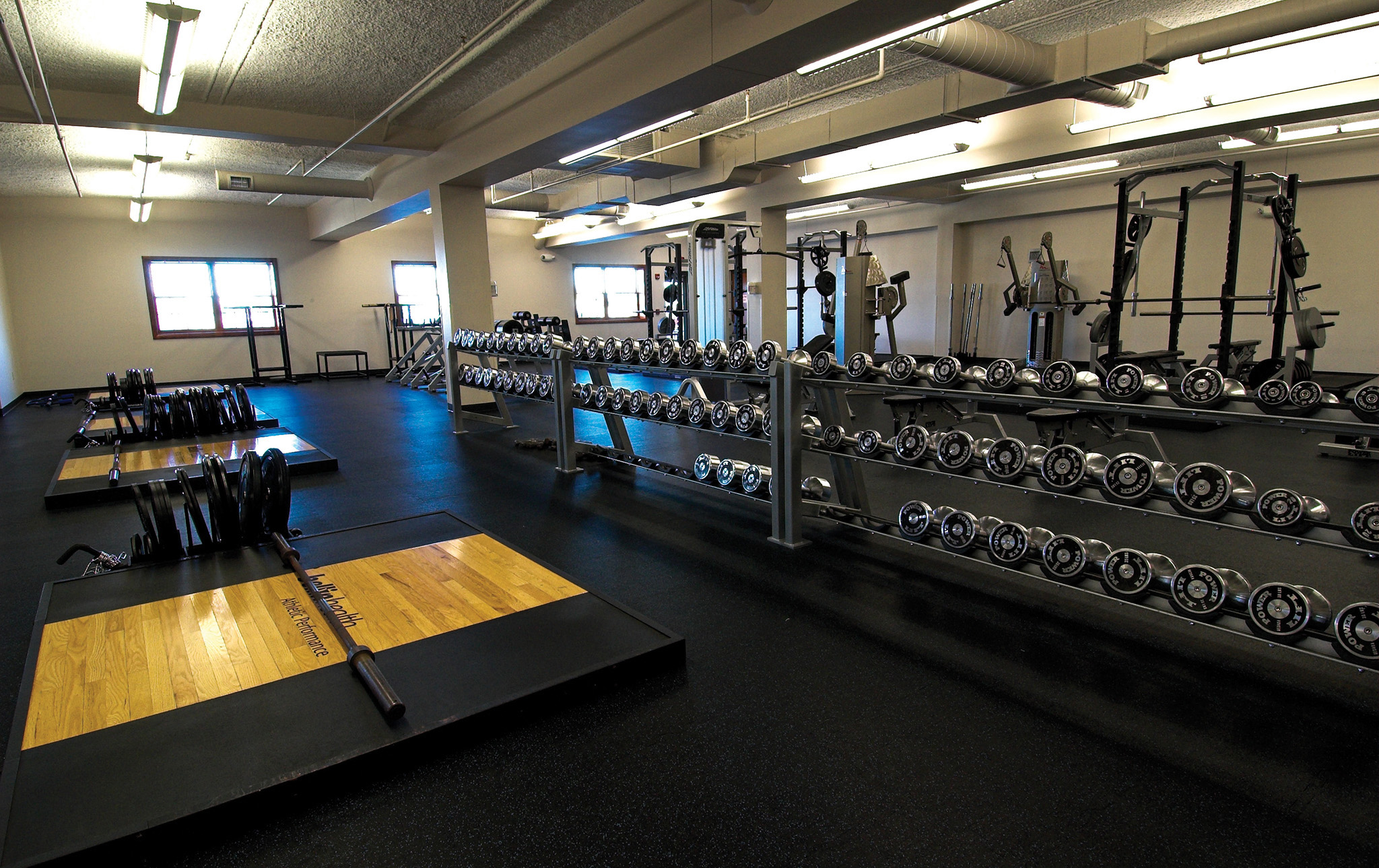 West Side Clinic Expansion And Athletic Performance Center Somerville