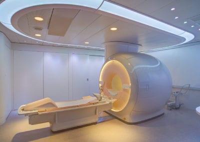Van Buren Building Northwest MRI Upgrade
