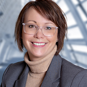 Melanie Parma Vice President of Client Relations / Education Studio Leader