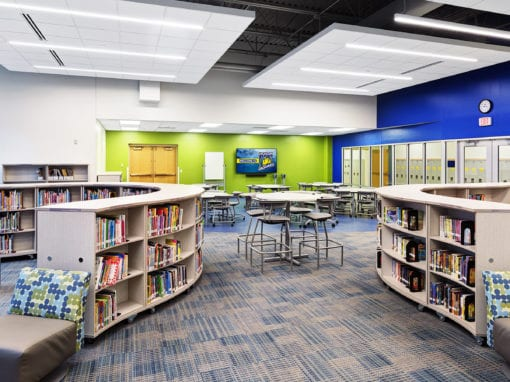Jackson Elementary  Addition & Renovation